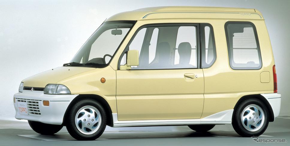 三菱ミニカトッポ(1990年)