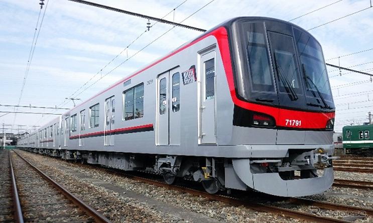 東武鉄道 70000系 70090型
