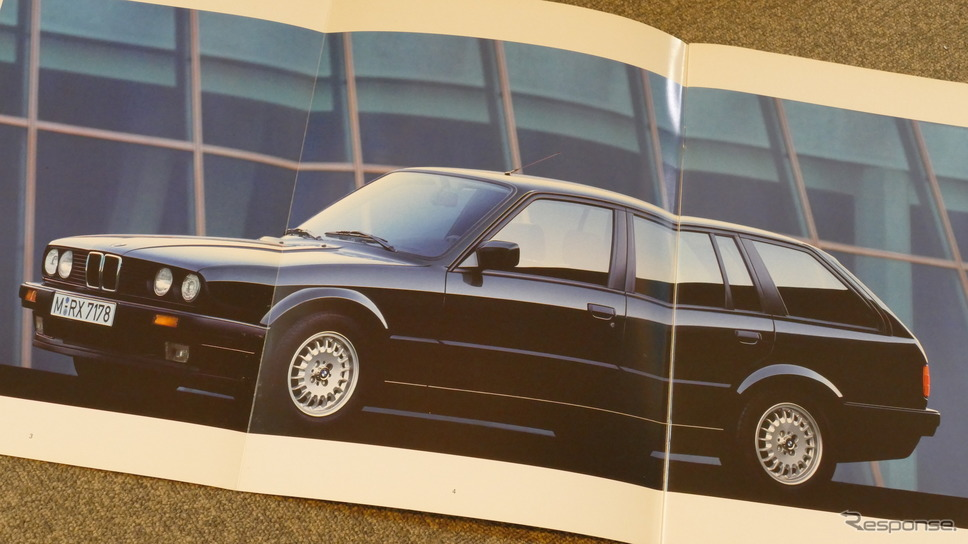 BMW 325i ツーリング