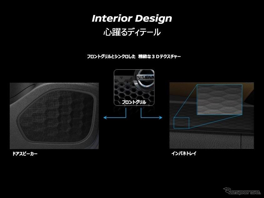 インテリアデザイン:六角形モチーフ