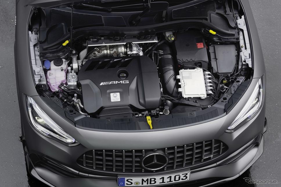 メルセデスAMG GLA45 S 4MATIC+ 新型