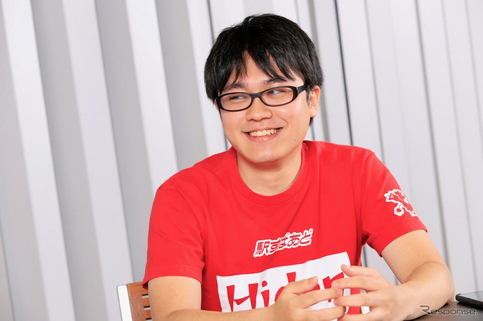 ナビゲーション開発部 API Platform Teamの熊野壮真氏