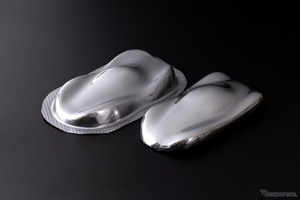 樹脂化による部品の小型化は今後力を入れていく分野とのこと