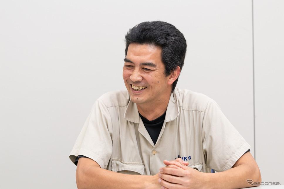 エッチ・ケー・エス 第2開発部 PT商品開発課 課長 佐藤 文彦氏
