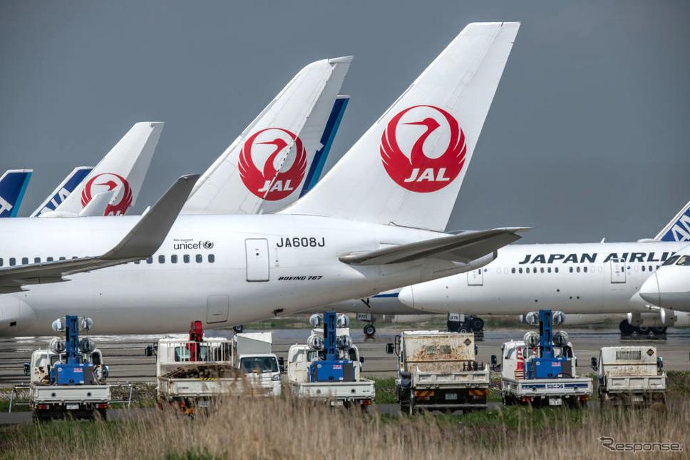羽田空港(4月30日)