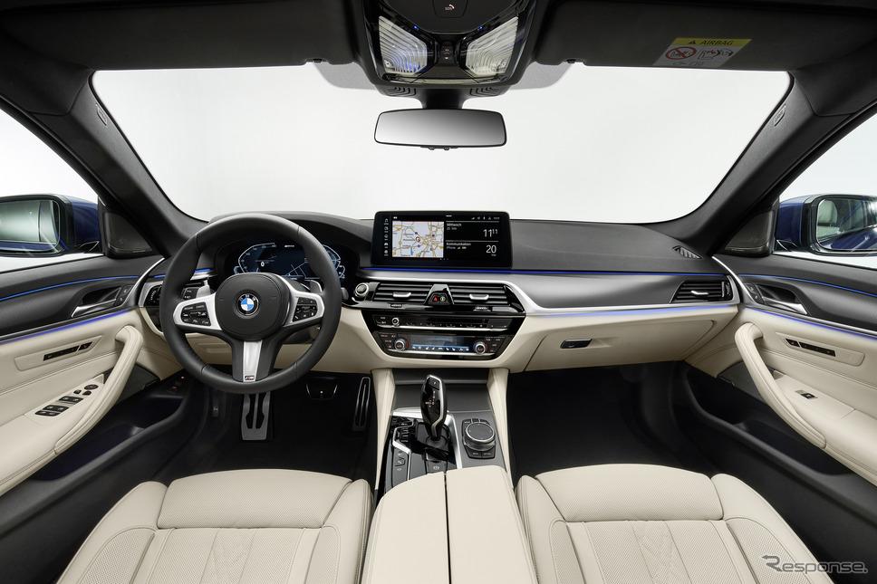 BMW 5シリーズ改良新型