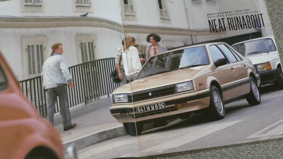 いすゞ・ジェミニ 2代目(1985~1990年)