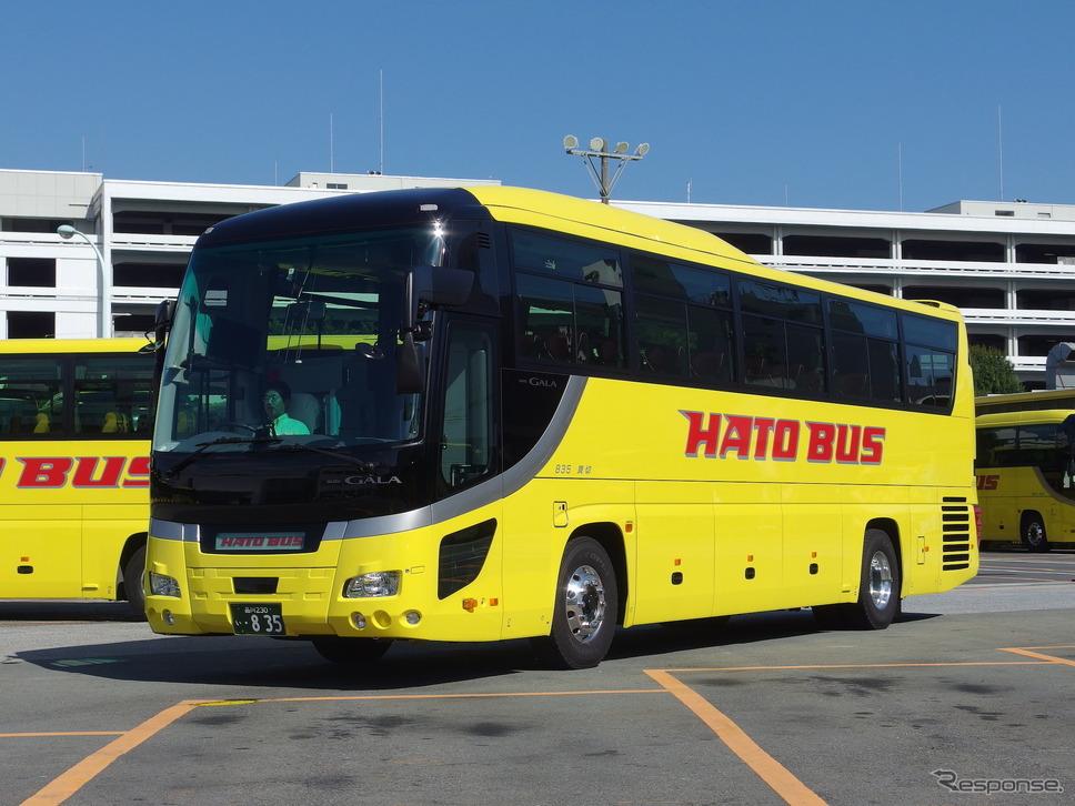 はとバス(いすゞガーラ)