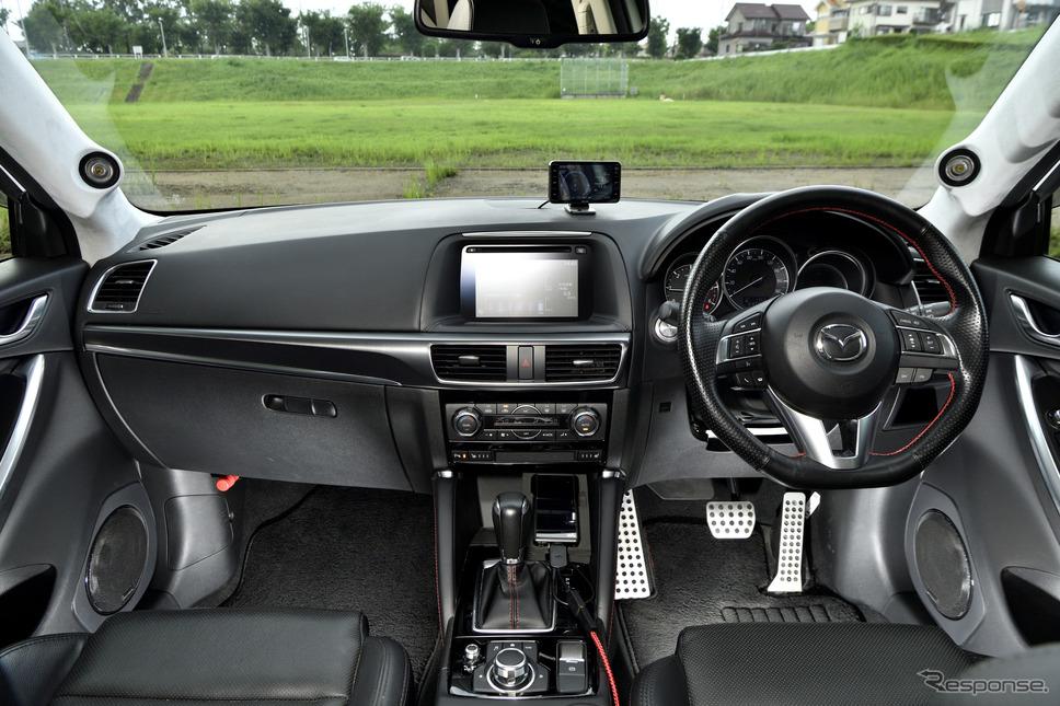 マツダ車で楽しむカーオーディオ!CX-5編