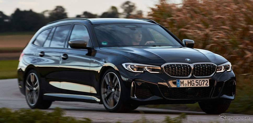 BMW 3シリーズ・ツーリング 新型の M340i xDrive(参考)