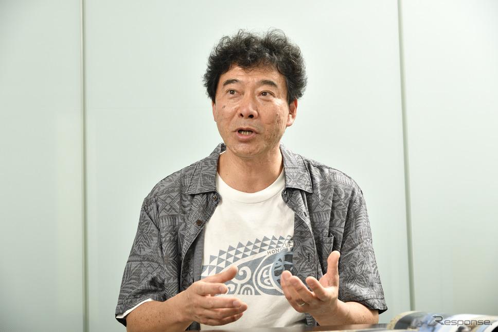 「こんなに色々な生活にマッチしたクルマがあるとは」と感動したと話した森田さん