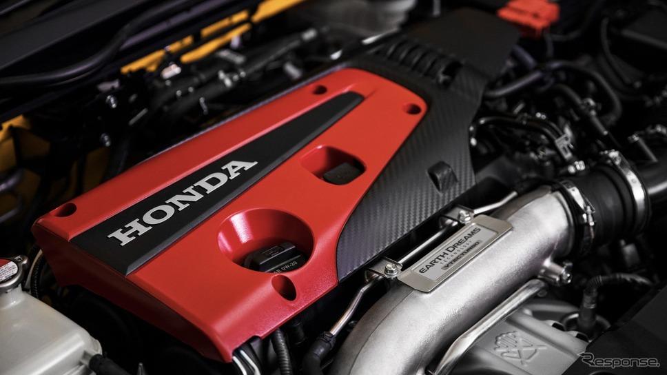 ホンダ・シビック・タイプR 改良新型のリミテッドエディション