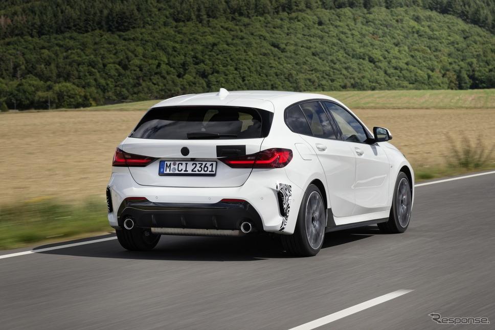BMW 1シリーズ の「128ti」のプロトタイプ