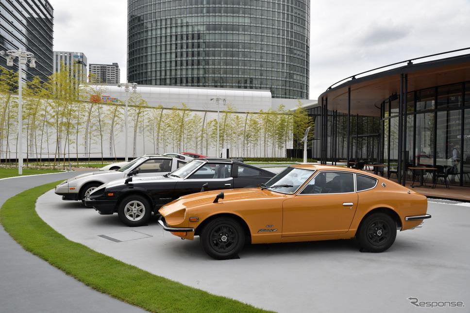 フェアレディZ S30(オレンジ)