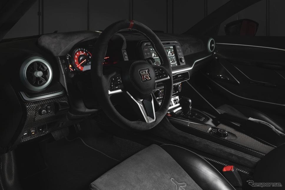 日産 GT-R 50 by Italdesign の市販モデル