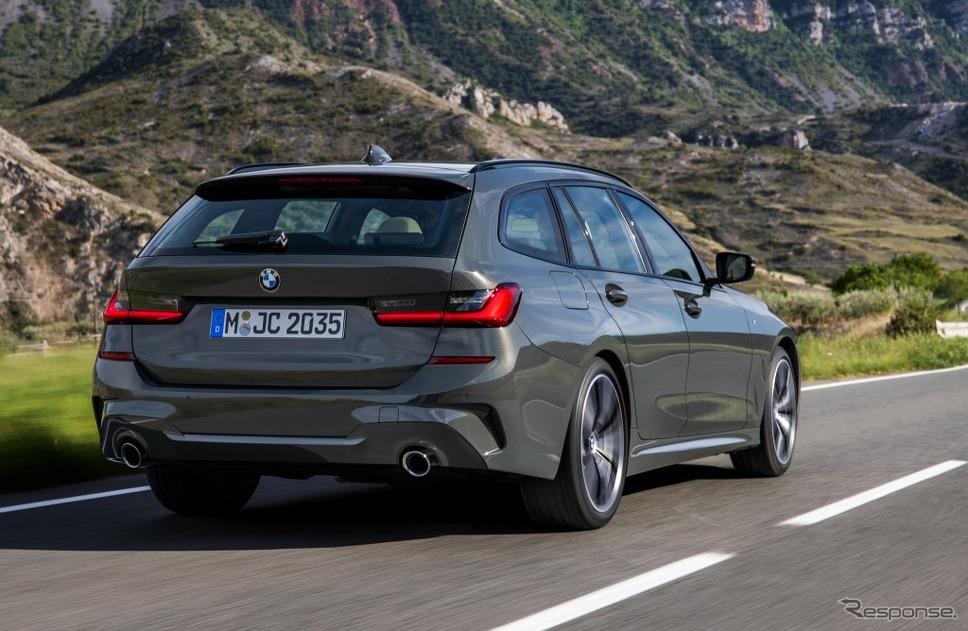 BMW 3シリーズ・ツーリング