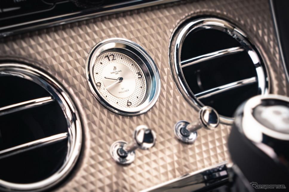 ベントレー・コンチネンタル GT マリナー 新型