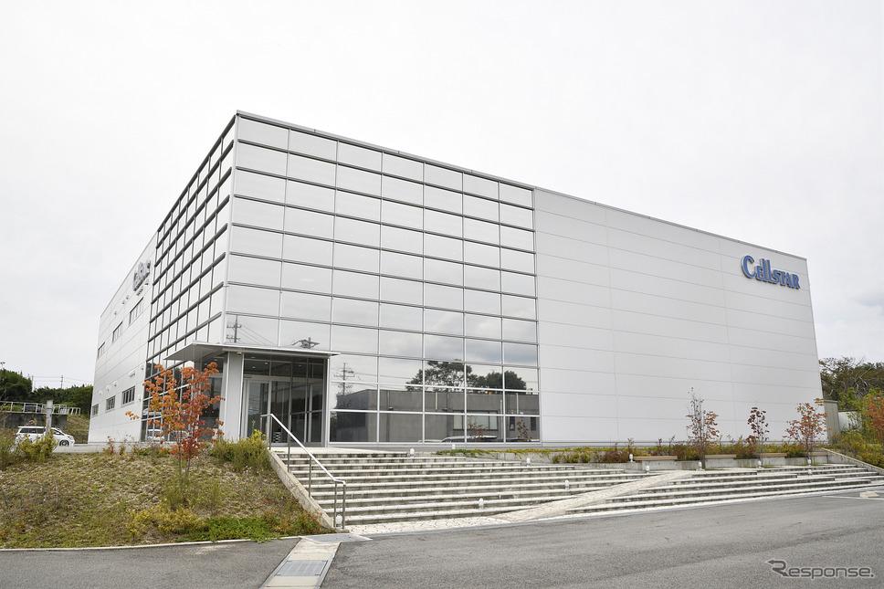 ドライブレコーダー製造専門で作られた第二工場