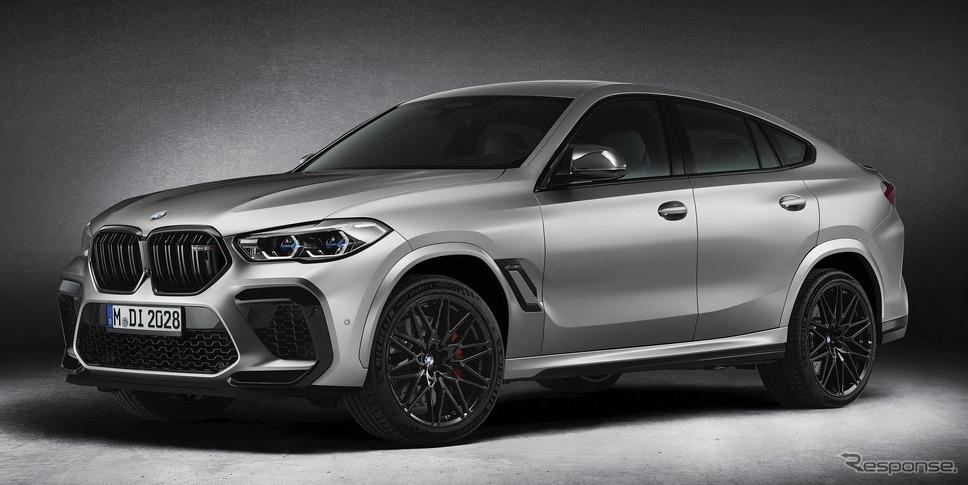 BMW X6M 新型の「ファーストエディション」