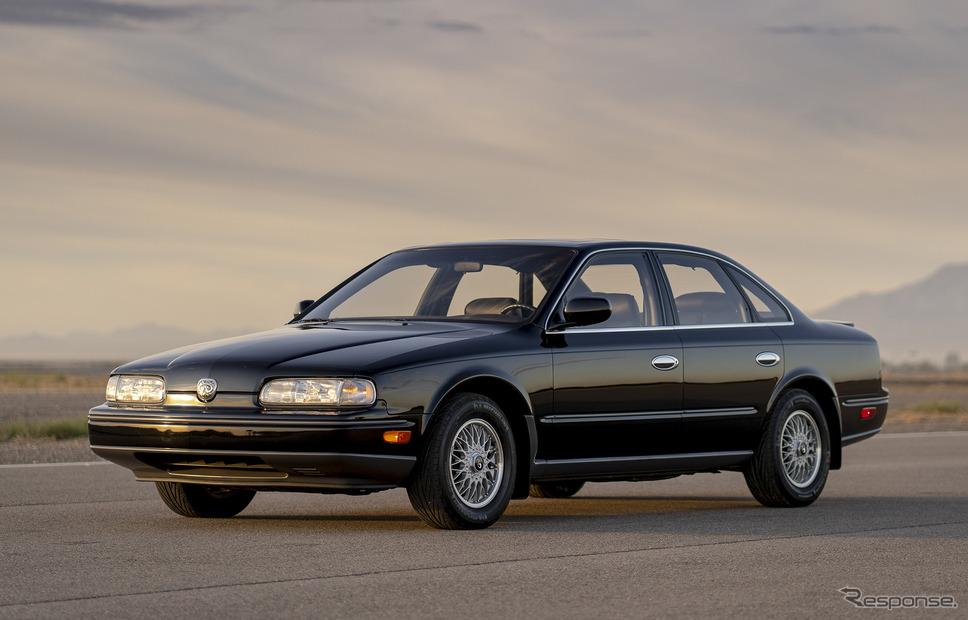 インフィニティ Q45(1989年~1996年)
