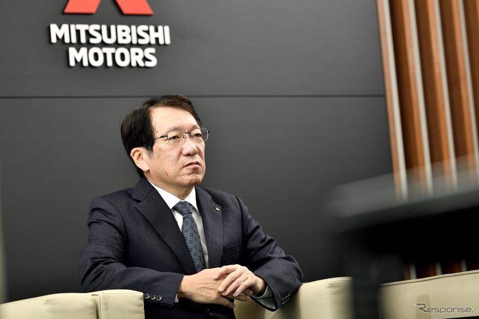三菱自動車 加藤隆雄CEO