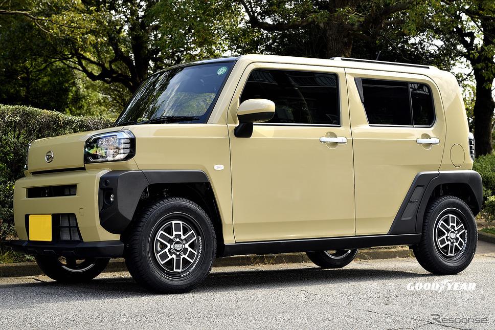 推奨サイズ:15×5JInset45 4H-100/カラー:ブラック/フルDC(BAZ)/タイヤサイズ:175/65R15