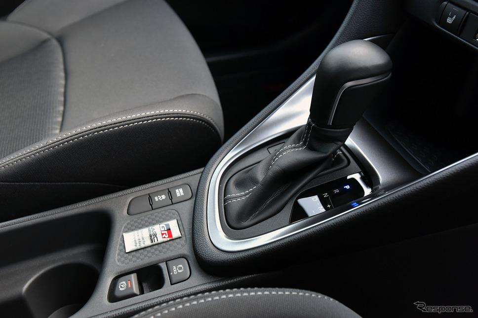 トヨタ GRヤリス RS