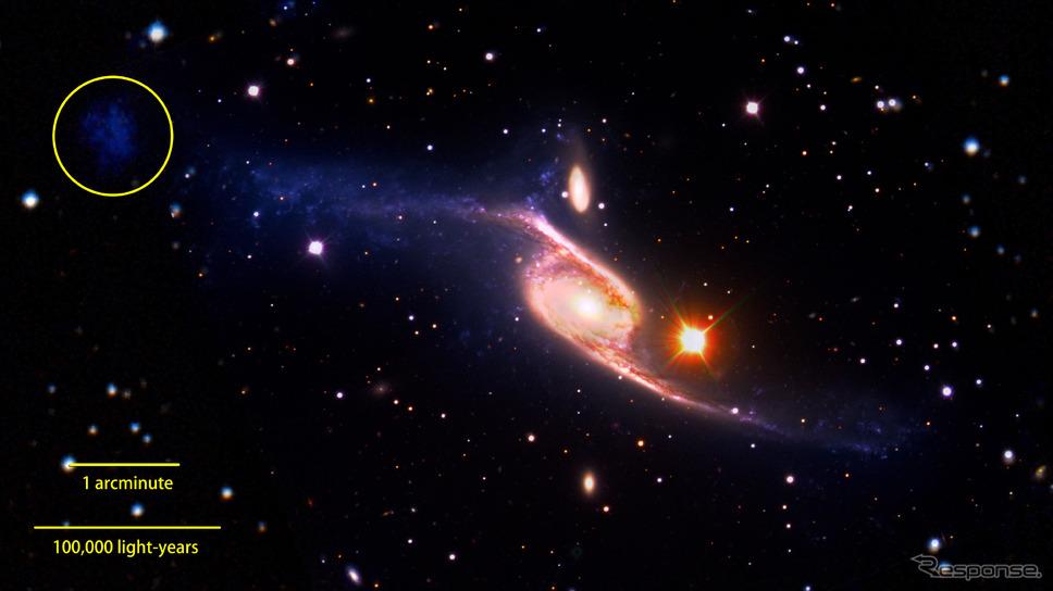 渦状銀河のイメージに隠された ...