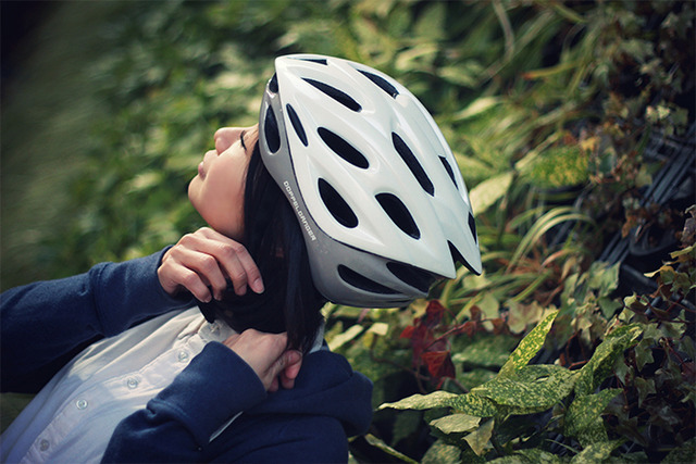 女性好みにアレンジした自転車 ...