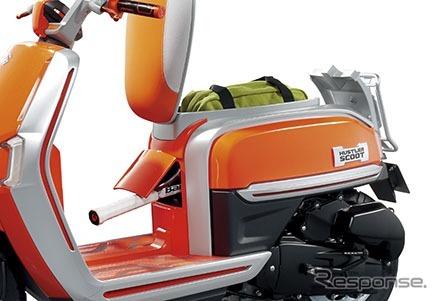 スズキ「ハスラー爆売れしたから収納凄いからハスラースクーターも作った」